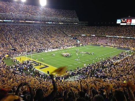 LSU Football Article: Get the Look : Dress Up Like LSU Tigers | Tiger People Clothiers | Scoop.it