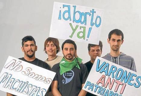 """Perfil.com   Los varones """"antimachos"""" luchan por los derechos de las mujeres   Comunicando en igualdad   Scoop.it"""