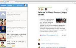 Potluck, de los creadores de Twitter, se centra en enlaces y no en perfiles | Pasión Periodística | Scoop.it