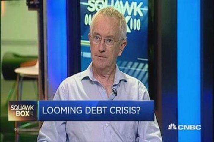 Growth rates  are 'anemic': Economist   money money money   Scoop.it