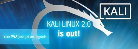 "Kali linux 2.0 Released | Kali Linux | ""Computação Forense"" 