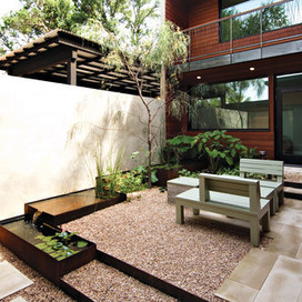 Strike a Balance: Stuff vs. Space in the Garden | HOMEspaces | Scoop.it