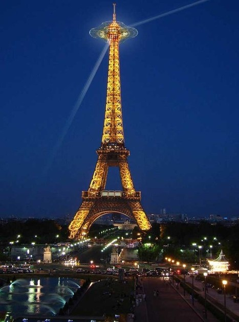 Facts about Eiffel Tower's Incredible and Development History | Travel guide | Scoop.it