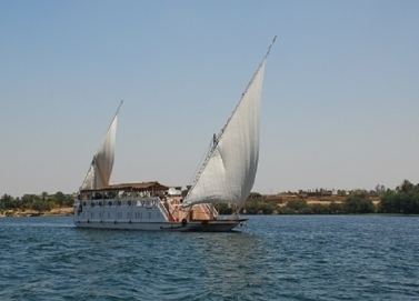 Dahabeya Amoura in Egypt   Egypt Boats : Dahabeya Al-Pasha   Scoop.it