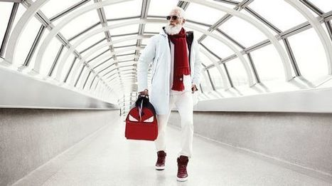 'Fashion Santa' takes internet by storm | Soup for thought | Scoop.it