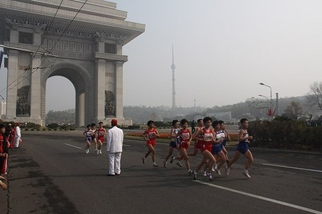 What I Saw Running 26 Miles in North Korea's Stalinist Dictatorship | AP HUMAN GEOGRAPHY DIGITAL  TEXTBOOK: MIKE BUSARELLO | Scoop.it