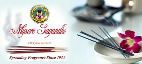 Mysore Sugandhi Dhoop Factory Pvt. Ltd. | Agarbatti and Dhoop Manufacturers in India | Sarees kurtis Jewellery | Scoop.it