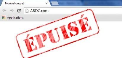 Ne cherchez plus de nom de domaine en 4 lettres. Il n'y en a plus. | Rédaction web | Scoop.it