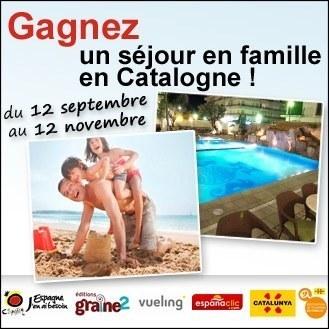 Gagnez un séjour en Catalogne ! - Magazine Avantages | Tourisme en Catalogne - Paused topic | Scoop.it