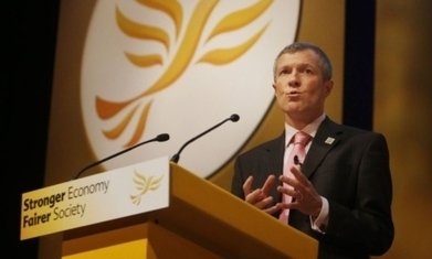 Liberal Democrats Conference: Willie Rennie hits out at SNP's focus on ... - The Courier | SayYes2Scotland | Scoop.it