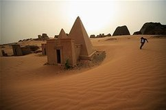 Pyramids for all in ancient Sudan - ABC Science Online | Native Americans and Mesopotamia | Scoop.it
