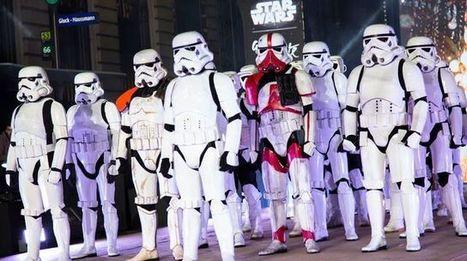 Star Wars: des jouets au pommeau de douche, le business des produits dérivés | Branding - S.Ducroux | Scoop.it