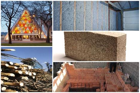Arquitectura Sustentable: Materiales de construcción ecológicos ... | Educación Ambiental | Scoop.it