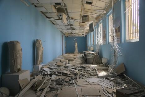 Un témoignage précieux au cœur de Palmyre libéré | Sciences et Avenir | Kiosque du monde : Asie | Scoop.it