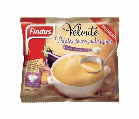 Findus crée le segment des soupes surgelées en GMS   Cours Marketing Opérationnel   Scoop.it