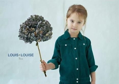pierre-feuille-ciseaux: Design textile / Lookbook Louis*Louise ... | industrie textile | Scoop.it