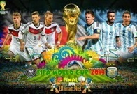 Match Final World Cup 2014 Brazil™ - Picture   Android Apps, Download APK, Android Applications, Android APK.   Scoop.it