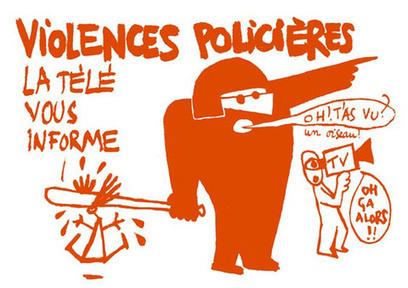 [audio] les violences policières étaient discutées à l'agenda militant ce lundi   Occupy Belgium   Scoop.it