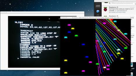 @Raspberry_Pi code works :) http://yfrog.com/oe3defp   Raspberry Pi   Scoop.it