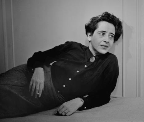 Lettre d'Hannah Arendt à Gershom Sholem : « La banalité du mal. » - Des Lettres | h.arendt | Scoop.it