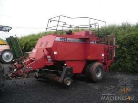 Case 8575 Large Square Bale | Hay Balers | Scoop.it