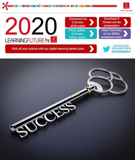 5 Key Drivers to Build a Successful Workplace for the 2020s - Cegos | Future of corporate learning | Scoop.it