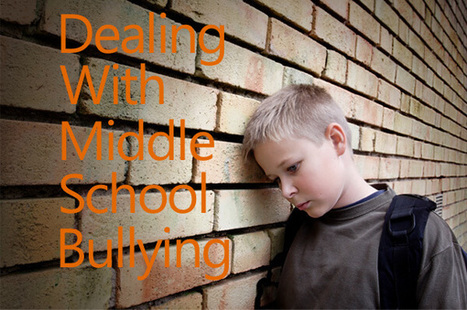 Dealing With Middle School Bullying | School Discipline and Safety | Scoop.it