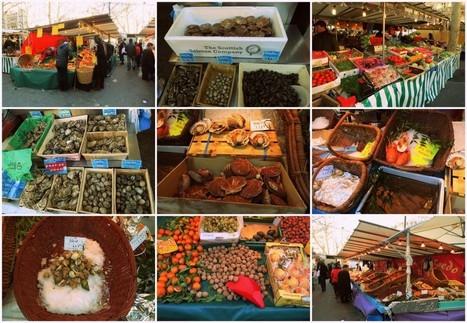 Six Amazing Open Air Food Market Venues In Paris | AvenueStory Blog | Blogs about Paris | Scoop.it