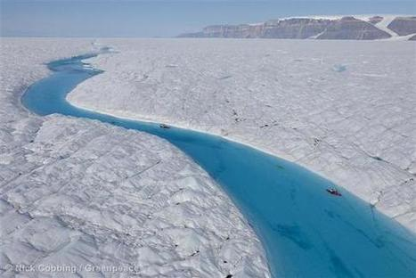 Yes Mr. President, #Arctic Oil Is A #Climate Change Issue | Messenger for mother Earth | Scoop.it