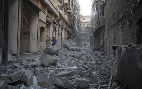 'People Living There Like in a Big Prison': The Real Situation in Aleppo | SocialAction2014 | Scoop.it