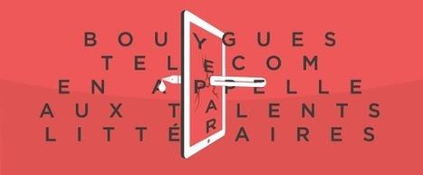 Bouygues Telecom en appelle aux talents littéraires - DAJM I Agence de communication 100 % RH   100% communication RH   Scoop.it