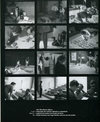 «Poesia Dita», em 1966, e «espectacularizada» em 1969 ...   Arte de cor   Scoop.it