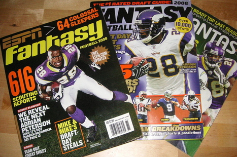The Fantasy Football Explosion - Forbes | Daily Fantasy Sports | Scoop.it