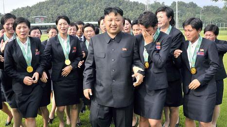 Corée du Nord : l'ex de Kim Jong-un fusillée pour une sextape | Mais n'importe quoi ! | Scoop.it