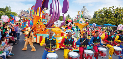 Hear your Favorite Disney Songs during Mickey's Soundsational Parade! | Travel & Hospitality | Scoop.it