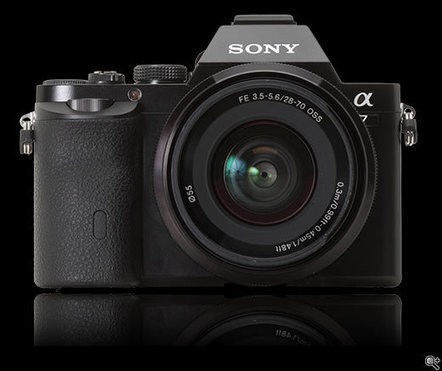 Sony Alpha 7 Review: Digital Photography Review | Sony Full Frame Cameras | Scoop.it