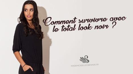 Comment survivre cet été avec le total look noir ? | La mode, la mode, la mode ! | Scoop.it