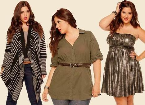 How Can You Look Slimmer By Wearing Plus Size Fashionable Clothing? | Best of the Los Angeles Fashion | Scoop.it