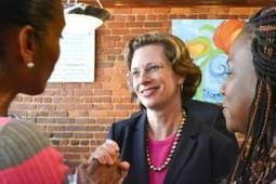 """""""Michelle Nunn to become next CEO of CARE"""" 