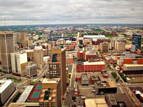 A Detroit, une appli a réenchanté le rapport à la ville   Rennes - smart city   Scoop.it