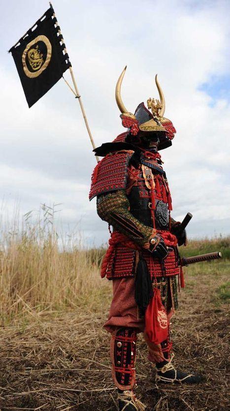 Belgian Man Makes His Own Amazing Samurai Armor | Strange days indeed... | Scoop.it