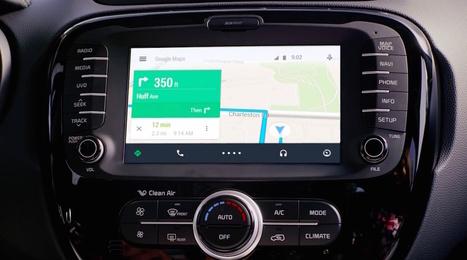 Google dévoile son Android Auto dans un prototype de Kia Soul | toute l'info sur Google | Scoop.it