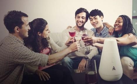 Un objet connecté pour faire son vin chez soi | Le vin quotidien | Scoop.it