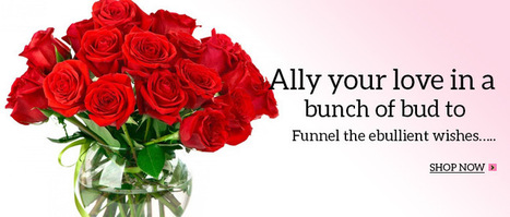 Send Flowers to India - Gifts to India, Fresh Flower Delivery in India | Birthday Gifts | Scoop.it