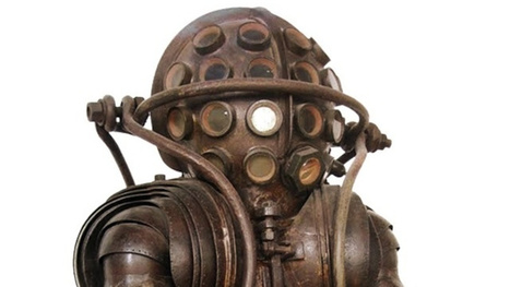 The Strange and Wonderful History of Diving Suits, From 1715 to Today | All about water, the oceans, environmental issues | Scoop.it