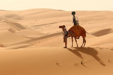Google's camel Street View of the UAE desert | Morning Radio Show Prep | Scoop.it