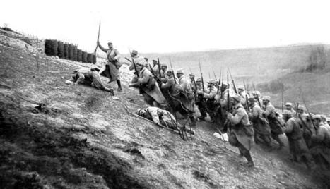 La première guerre mondiale en 19 dates-clés - Francetv info | Enseigner la première guerre mondiale | Scoop.it