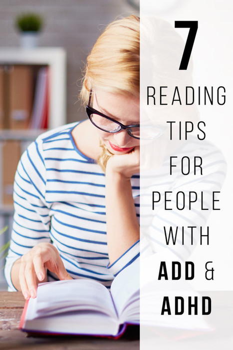 7 Reading Tips for People with ADD/ADHD | JFK High School Library | Scoop.it