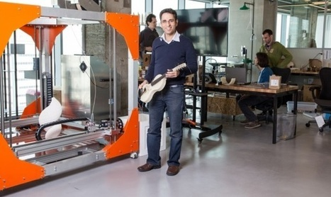 CeBIT 2016 : BigRep, un mètre cube d'impression 3D | FabLab - DIY - 3D printing- Maker | Scoop.it
