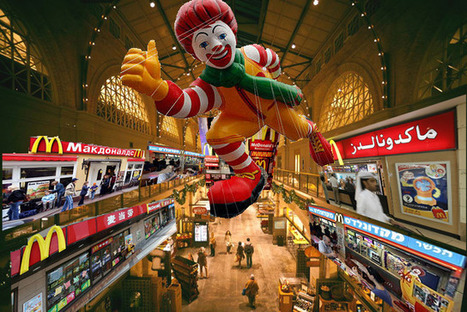 We Must Build An Enormous McWorld In Times Square, A Xanadu Representing A McDonald's From Every Nation | Worth Reading | Scoop.it